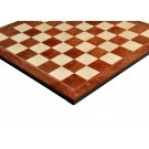 Vavona Burl & Maple Superior Traditional Chess Board - 2.5""
