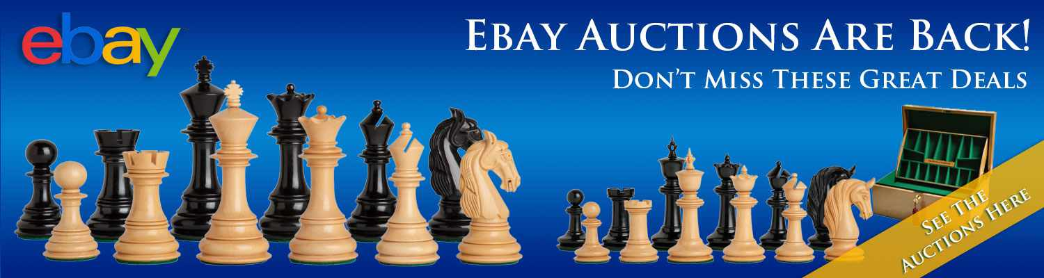 Ebay Auctions are Back