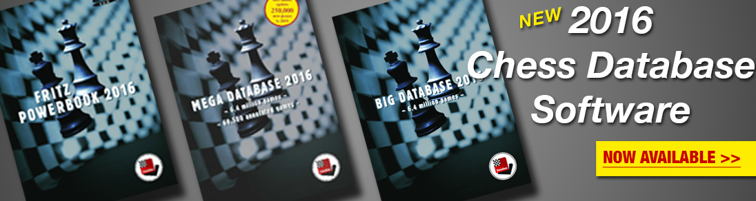 See the new 2016 lineup of Chess Database Software at The House of Staunton!