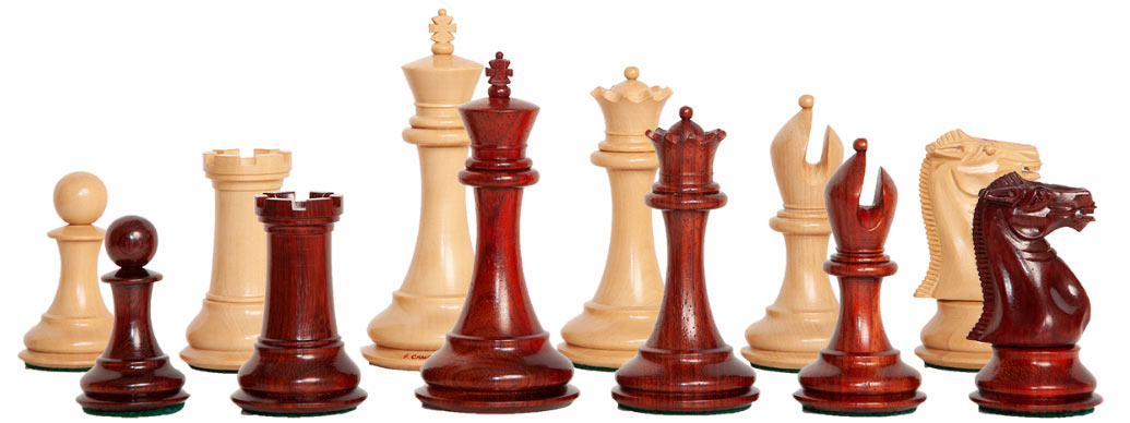 1849 Collector Chess Pieces